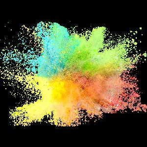 Pulver LM-Farben